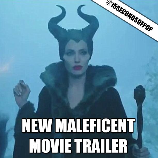 New Maleficent Movie Trailer Starring Angelina Jolie