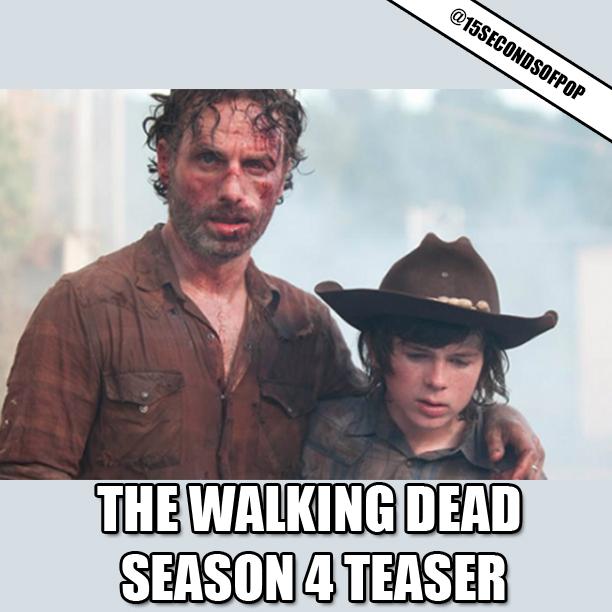 Lucifer Season 4 Teaser Music: The Walking Dead Season 4 Part Two Trailer
