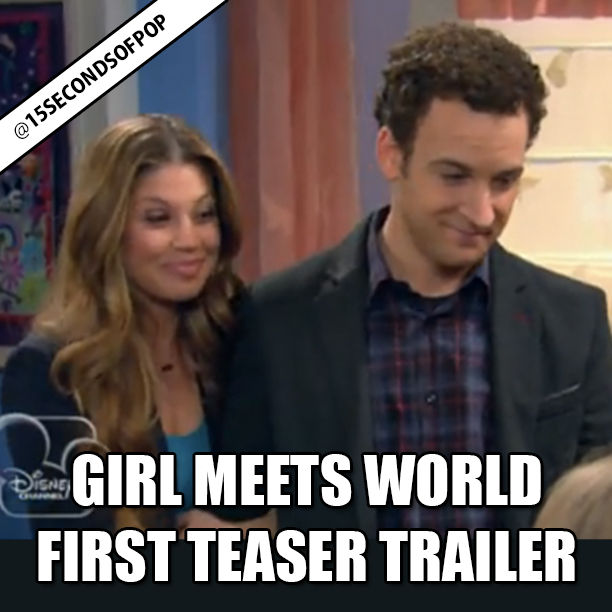 girl meets money trailer World, prepare to meet girl girl meets world, the buzzed-about reboot of the beloved '90s series boy meets world, has officially been picked up to series by disney channel, the network announced on monday.