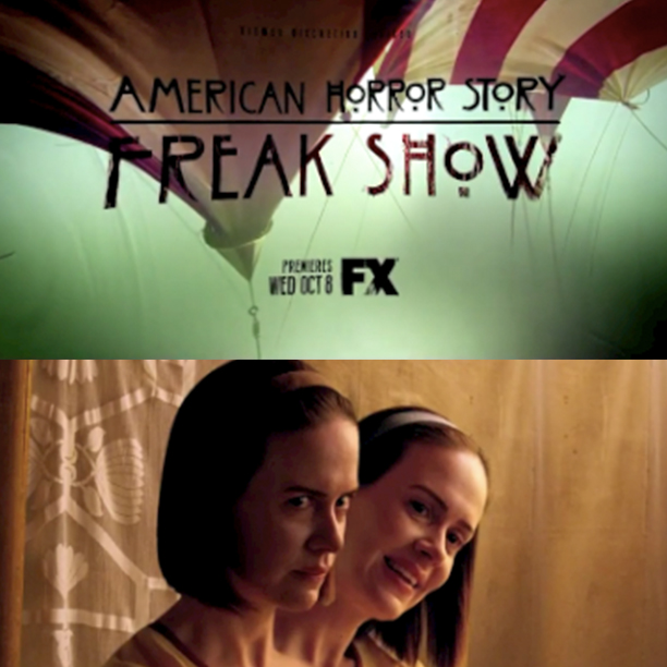 American Horror Story Freakshow OFFICIAL Trailer1