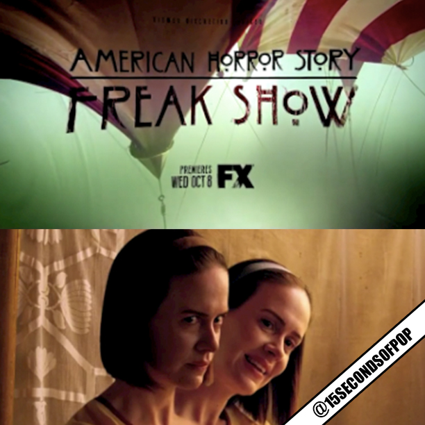 American Horror Story Freakshow OFFICIAL Trailer