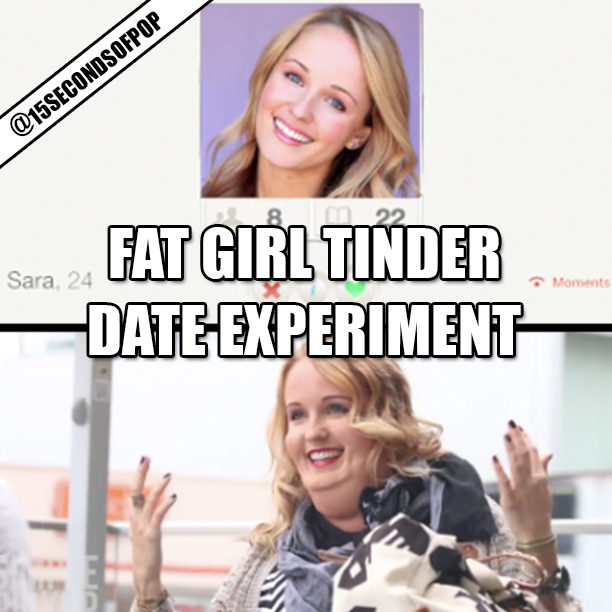 Fat Girl Tinder Date (Social Experiment)1