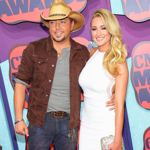 Jason Aldean Engaged To Brittany Kerr