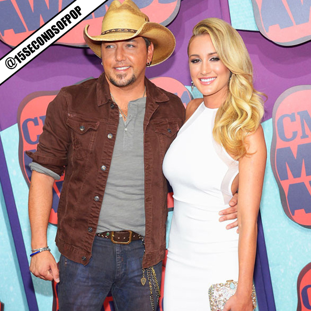 Jason Aldean Engaged To Brittany Kerr1