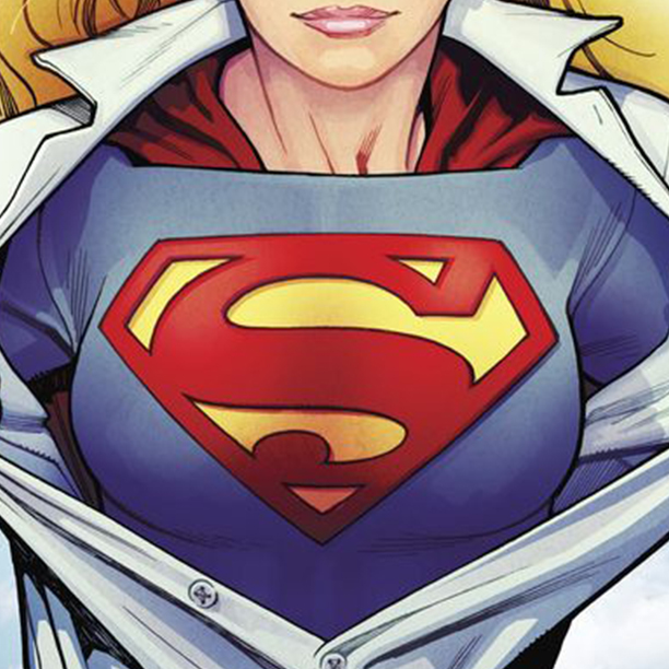 Supergirl TV Series Coming To CBS