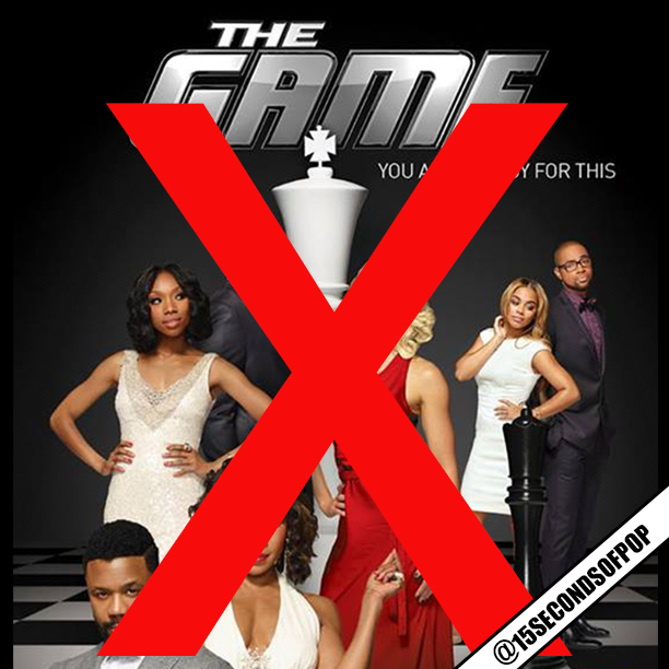 BET's The Game Cancelled1