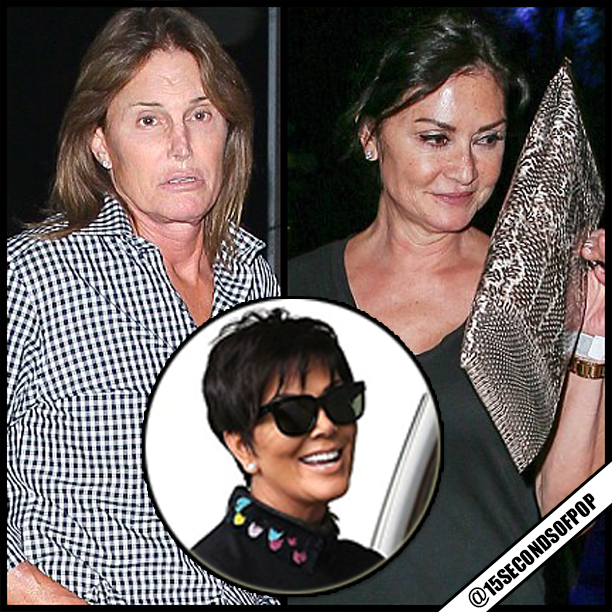 Bruce Jenner Dating Ronda Kamihira After Kris Jenner Divorce? Report ...