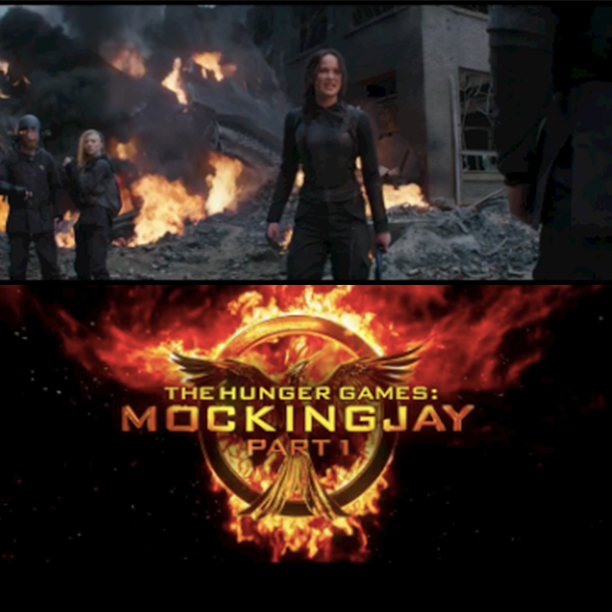 The Hunger Games- Mockingjay FINAL MOVIE TRAILER1