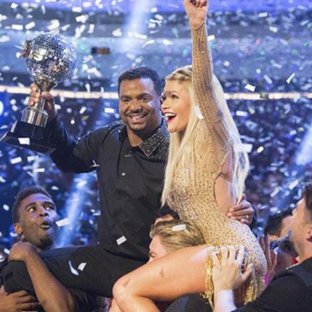 Alfonso Ribeiro Is The 2014 Dancing With The Stars Winner