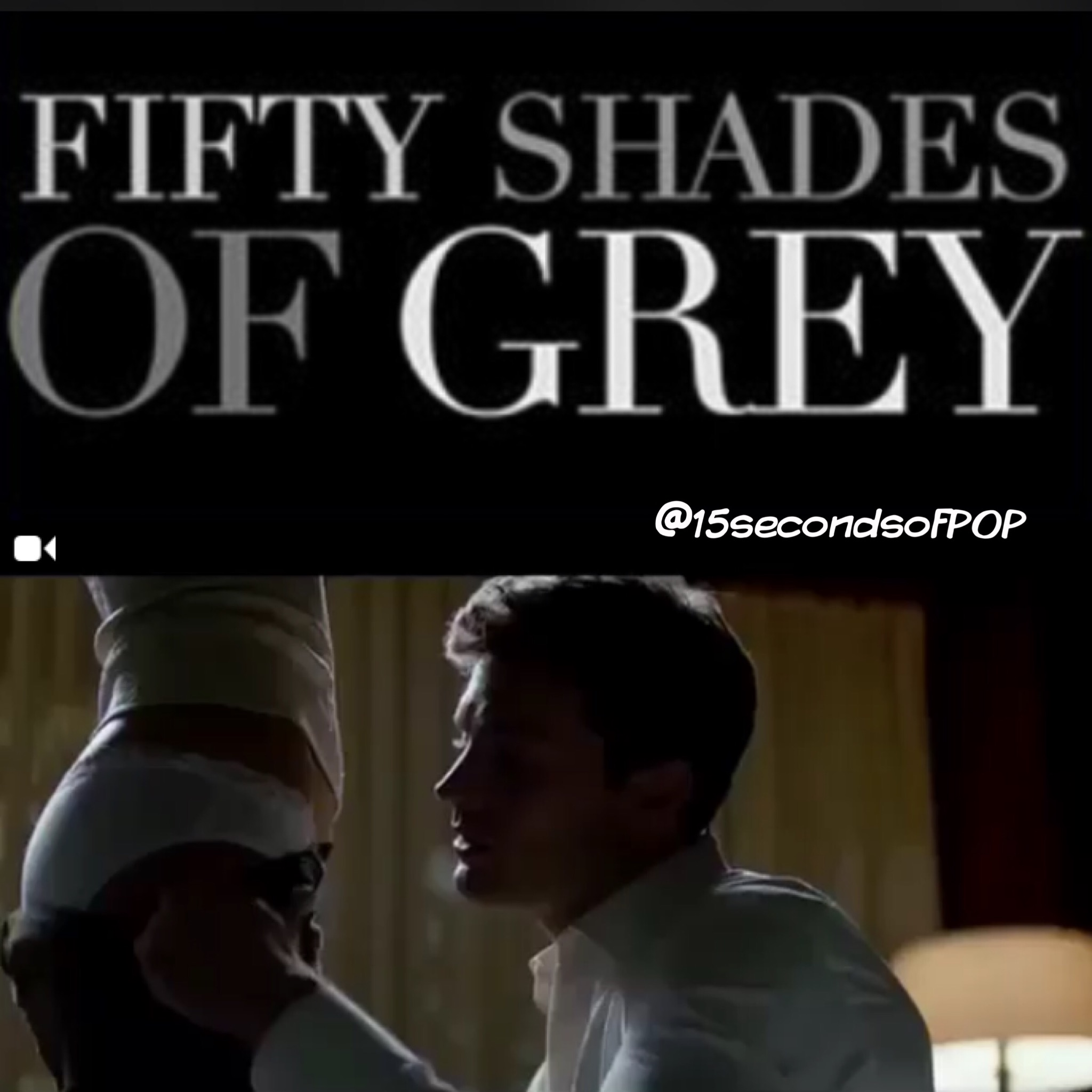 fifty shades of grey new movie trailer 15secondsofpop. Black Bedroom Furniture Sets. Home Design Ideas