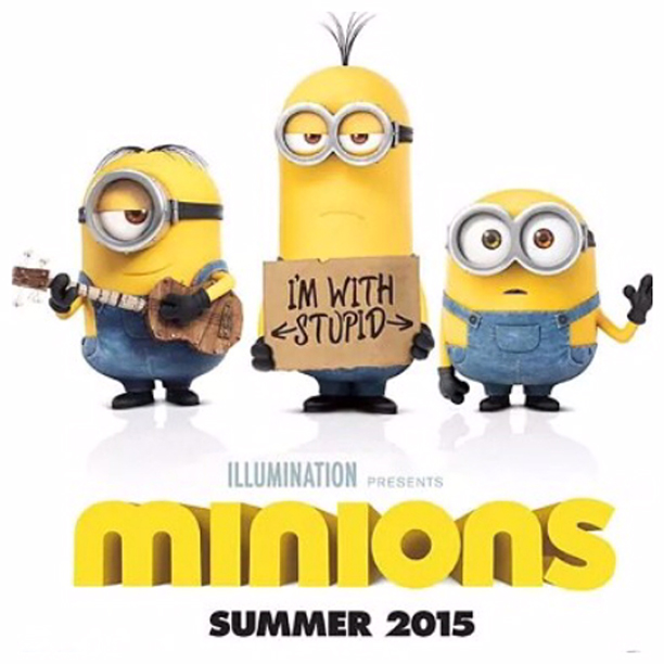 Minions - Official Trailer- Illumination