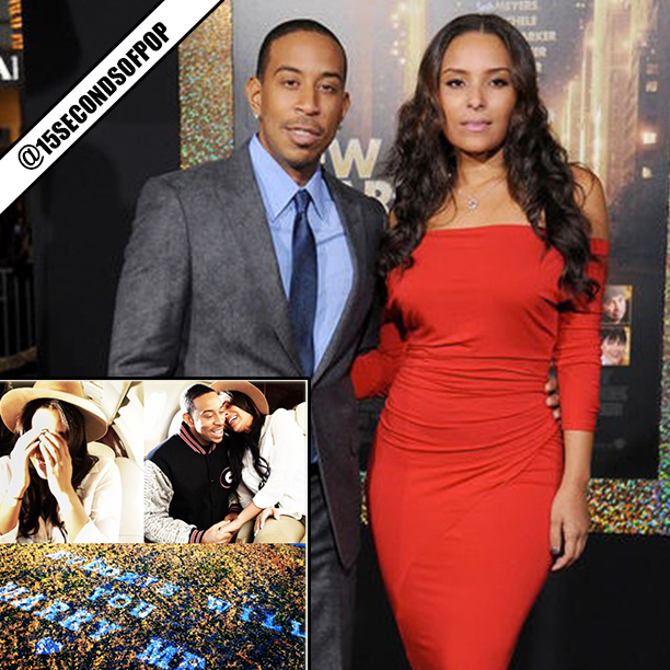 Ludacris And Eudoxie Are Engaged!