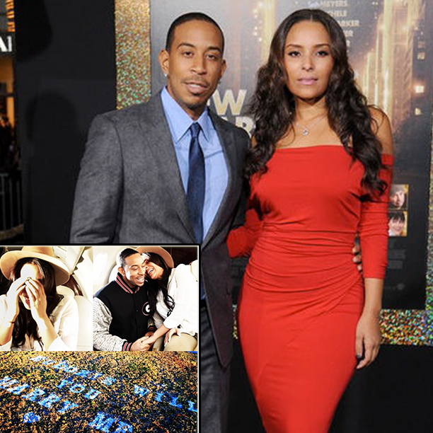 Ludacris And Eudoxie Are Engaged!1