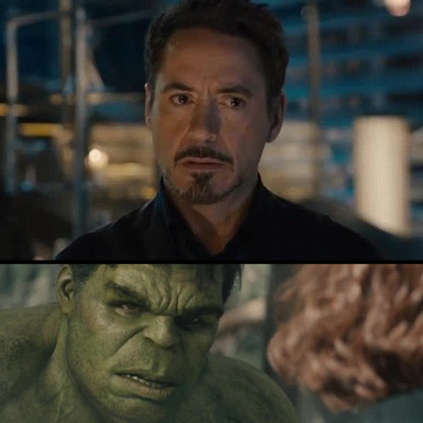 Avengers- Age Of Ultron NEW Movie Trailer