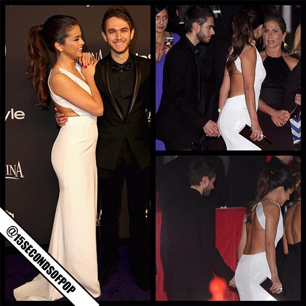 Selena gomez dating who
