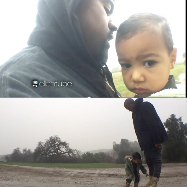 kanyewest only one music video