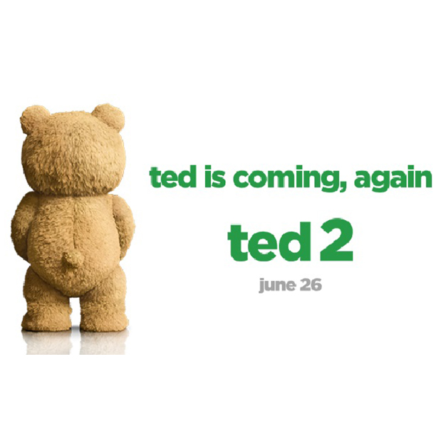 ted 2 official movie trailer